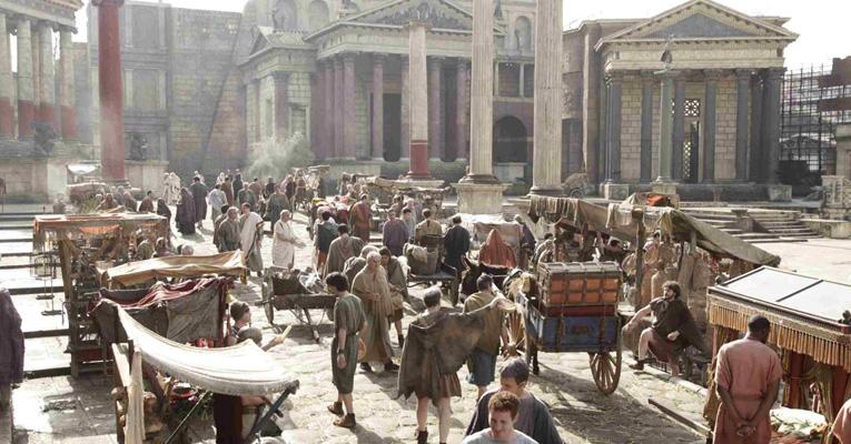 Immigrazione e gli antichi Romani