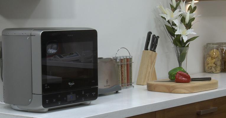 funzionalità del forno a microonde
